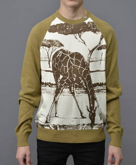 LRG Feed The Animals  Sweaters - Colleget - 7H123018 - 1