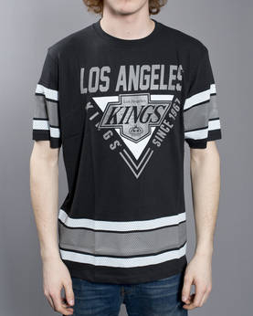 47Brand Face Off Tee LA Kings - T-Paidat - 227159 - 1