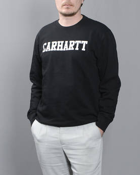 Carhartt College Sweat - Colleget - I024668-89 - 1