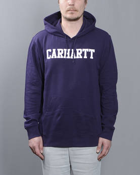 Carhartt Hooded College Sweat - Hupparit - I024669-889 - 1