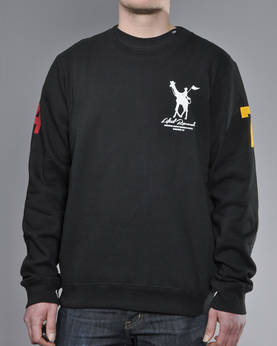 LRG Derby Crewneck Sweatshirt - Colleget - 7J153009 - 1