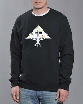 LRG Round About Crewneck - Colleget - 7J163029 - 1