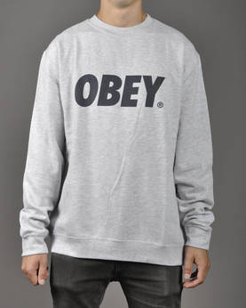 Obey Font crew - Colleget - 331740029 - 1