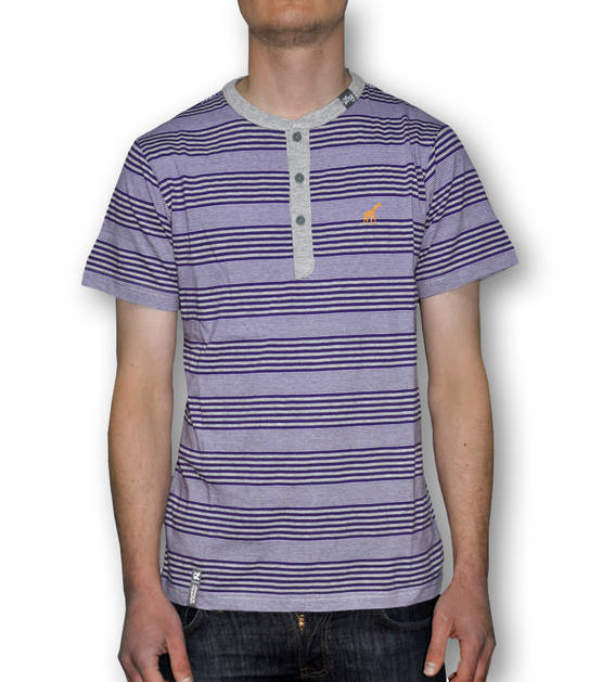 LRG Track And Feel SS Henley - T-Paidat - 7C111009 - 1
