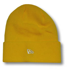 New Era Basic Cuff Knit Beanie - Pipot - NE2005NE - 1