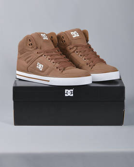 DC SPARTAN HI WC SHOES - Kengät - 303435-COF - 1