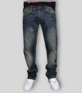 LRG Core Collection TS Denim Jean Vintag - Farkut - 7J125011VIN - 1