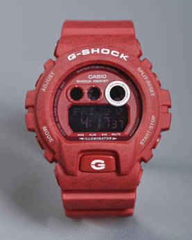 Casio G-SHOCK -Slash Red Pattern - Kellot ja kellon rannekkeet - GD-X6900HT-4ER - 1