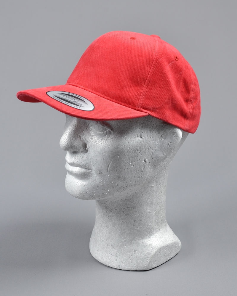Flexfit Brushed Cotton Mid-Profile Cap - Lippikset ja Hatut - FF6363V - 8